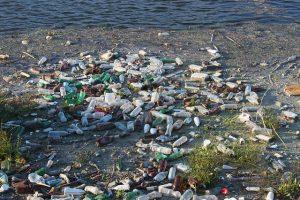 Go Green Plastic Bottle Waste