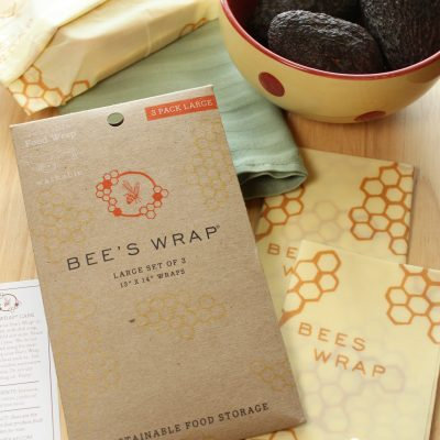 Review: Bee's Wrap — Affordable Eco-Friendly Plastic-Wrap Alternative!