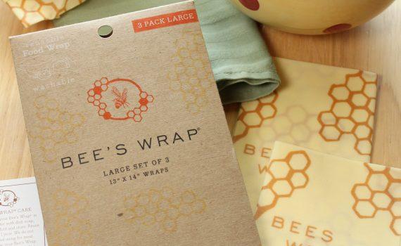 Affordable Eco-Friendly Plastic Wrap Alternative