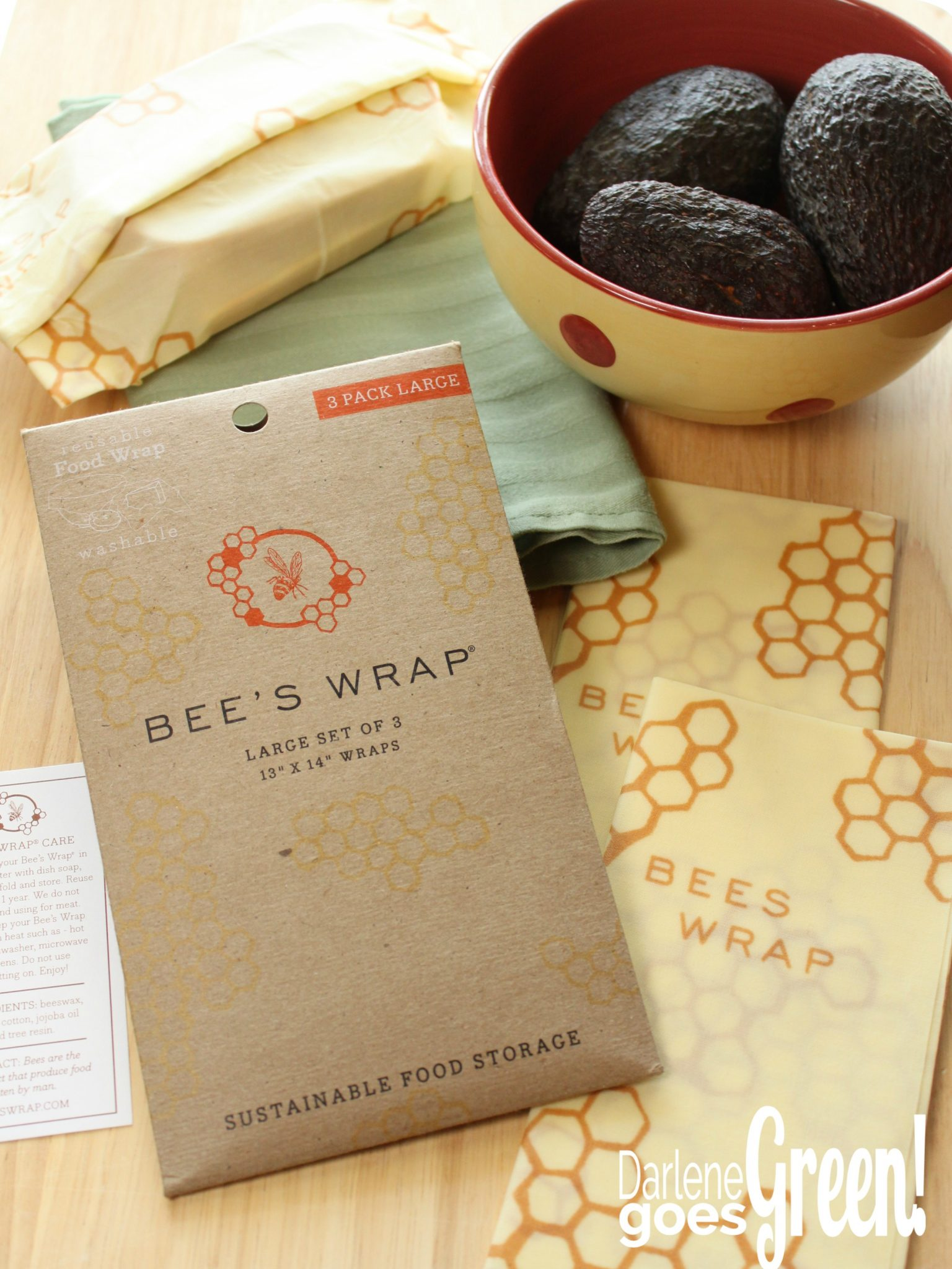 Review Bee S Wrap Affordable Eco Friendly Plastic Wrap