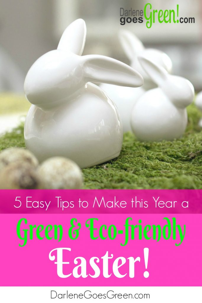 5 Tips to Make this year a Green & Eco-friendly Easter