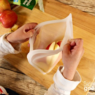 Product Review: Stasher Bag. Eco-friendly Reusable Sandwich Bags!
