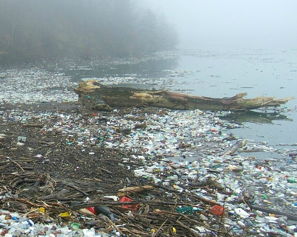 Over-Consumption Plastic Pollution