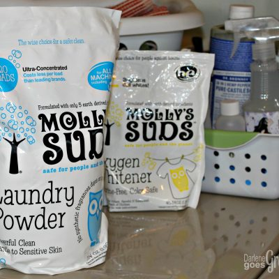 Product Review:  Molly's Suds Laundry Powder. Eco-friendly, Affordable and Safe Laundry Detergent
