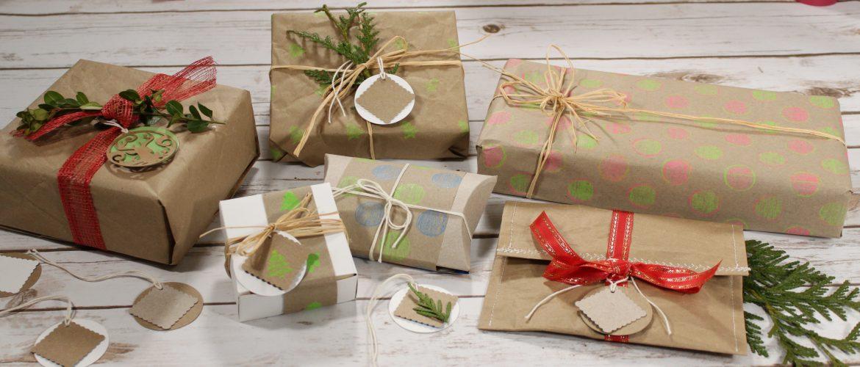 Eco-friendly Gift Wrap Ideas