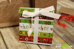 Upcycled Wrapping Paper Reusable Gift Bags