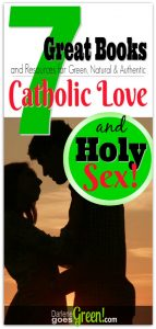 7 Great Books Catholic Holy Sex Couple