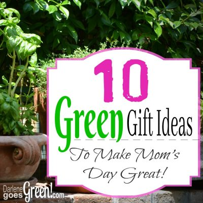 10 Green and Eco-friendly Gift Ideas for Mom