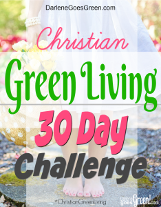 Earth Day Green Challenge