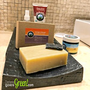 Pack Shampoo Bars for Green Travel