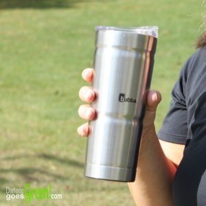 Take Your Own Reusable Stainless Bubba Envy Tumbler