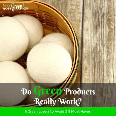 Do Eco-friendly Green Products Work