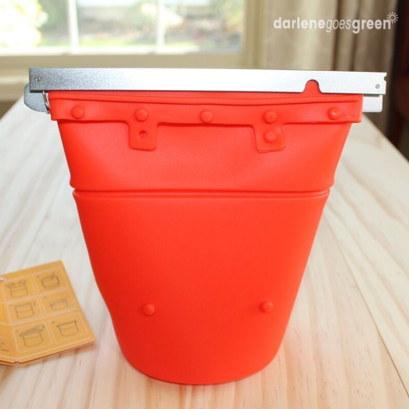 Luumi UnPlastic Bowl Review, A Plastic Free Reusable Bag