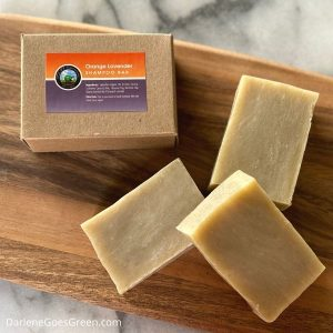 Shampoo Bars from Poofy Organics